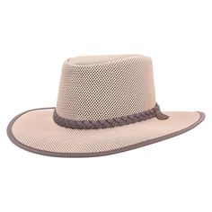 Soak up the sun without sacrificing your comfort in our Solair Soaker Mesh Sun Hat. This hat is the ideal Summer hat. Water-resistant with a soakable liner to keep you cool during the hottest of days. Dunk it in an ice chest in the heat of the summer, and you will be the coolest in your crew! #hats #sunhats