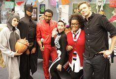 What's awesome about Community is that it's a typical group of misfits, every group has a Jeff, an Annie, a Abed, a Britta, a Troy and a Shirley.
