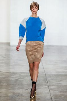 http://www.style.com/fashionshows/complete/slideshow/S2013RTW-LGOLDIN/ Louise Goldin Spring 2013