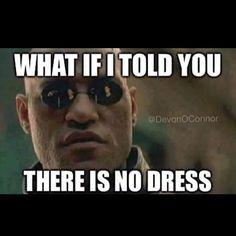 "Memes #blackandblue #whiteandgold #thedress #opticalillusion #whatcoloristhedress"""