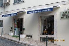 Bom dia a todos! Procuram instrumentos musicais ou acessórios? Venham ao Salão Musical de Lisboa, na Rua da Oliveira ao Carmo 2, ou visitem o nosso website www.salaomusical.com, onde podem fazer as vossas compras online
