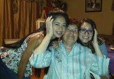 Grandma & nieces