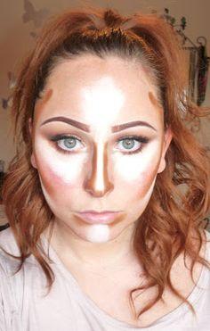 Kim Kardashian Make-up