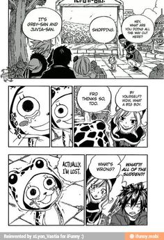 Damnit Frosch you're so frickin cute. And I love how Juvia is so motherly. <3 It's like a natural instinct for her.
