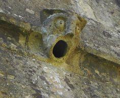 Photo taken outside St Marys, Lydiard Tregoze, Wiltshire.