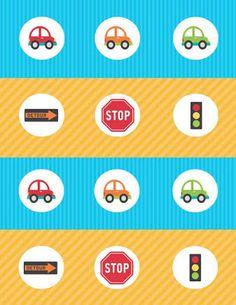 Resultado de imagem para Digital Scrapbook Clip Art Printable - Transportation Design - Car, Train, Boat, Airplane, Truck free