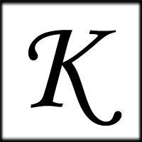 image of the letter k - Bing Images Letter K Font, Letter K Tattoo, Hand Lettering Alphabet, Cursive Letters, Monogram Letters, Sri Ram Photos, Free Letter Stencils, Fancy Letters, Family Tattoos