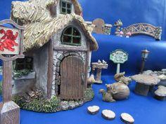 Fairy Garden Miniature Garden Outdoor or Indoor Fairy Miniature Garden NEW