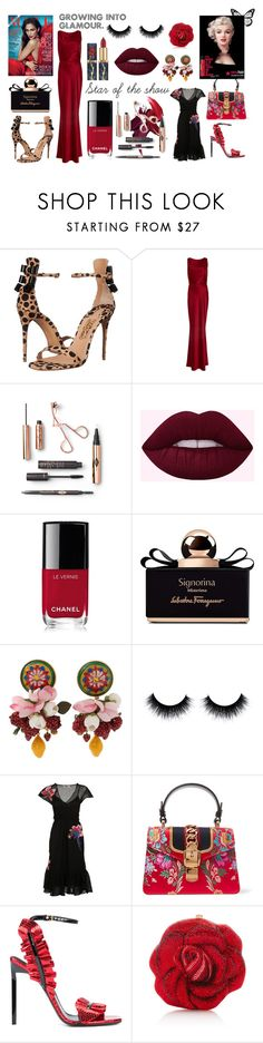 Designer Clothes, Shoes & Bags for Women Nili Lotan, Judith Leiber, Salvatore Ferragamo, Yves Saint Laurent, Valentino, Gucci, Chanel, Shoe Bag, Polyvore