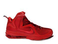 newest 362d3 79469 Nike LeBron 9 ID Super Flames Style code 469764-116 The Nike LeBron 9