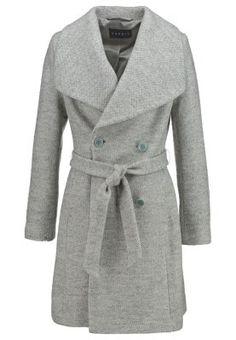 Der perfekte Mantel für deinen eleganten Look. Esprit Collection Wollmantel / klassischer Mantel - light grey für € 169,95 (06.11.15) versandkostenfrei bei Zalando.at bestellen.