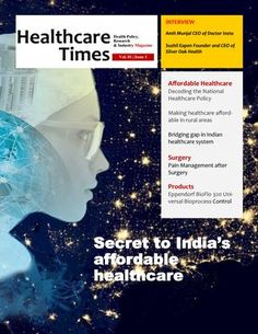 Healthcare Times  April issue of Healthcare Times. Healthcare Times is an international online news magazine covering health policy issue, business news, products and life around the globe.