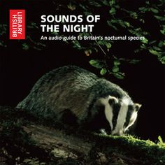 Sounds of the Night (audio CD) on British Library
