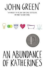 An Abundance of Katherines by John Green - I can totally relate to Colin with his desire to matter - I have always wanted to matter ever since I started high school. Not sure that I agree with the solution that stories help satiate that desire - they seem to fickle imo - Still a great book though