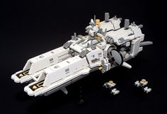 Fleet Carrier - 'Endurance' by [Soren], via Flickr