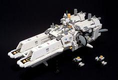 Fleet Carrier - 'Endurance' by [Soren], via Flickr