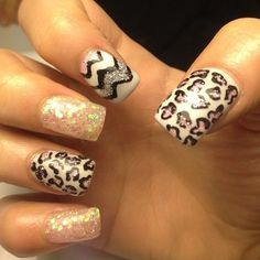 Beautiful Acrylic Nails Valentine | beautiful nail designs 2014
