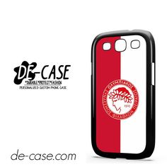 Olympiakos FC DEAL-8169 Samsung Phonecase Cover For Samsung Galaxy S3 / S3 Mini