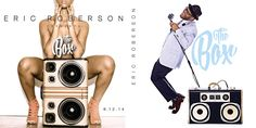 Eric Roberson Latest Album Cover With BoomCase - We are honored. - #BoomCase #theBox #EricRoberson - 2x Grammy Nominee -