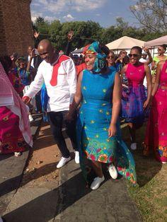 Sepedi & Tsonga wedding