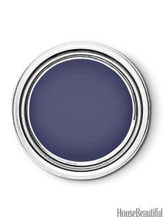 Sebago Blue Paint