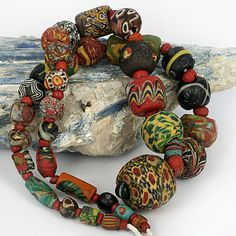 SKJ ancient bead art | item description | mosaic14