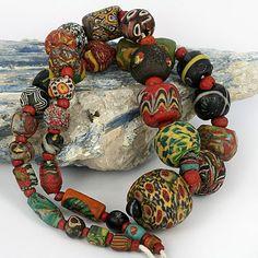 SKJ ancient bead art | item description | mosaic14