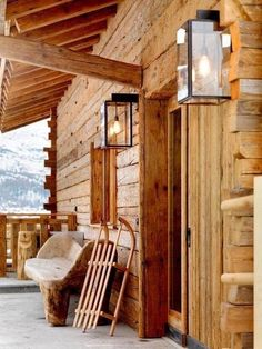 cabin entry's :D
