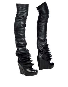 RICK OWENS Boot, doesn't get much cooler than this.