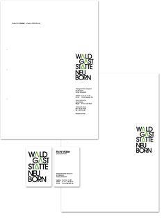 30 Besten Briefkopf Bilder Auf Pinterest Brand Design Corporate