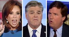 Fox News lying to defend Trump makes it a threat to US national security: CNN contributor – Raw Story Republican National Committee, Fox News Hosts, Sean Hannity, Media Bias, The Daily Beast, Us Politics, Right Wing, Presidential Election, Dreads