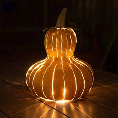 Mini Pumpkin Luminary - Desert Steel Co. Tea Light Candles, Pillar Candles, Candle Jars, Tea Lights, Lanterns Decor, Mini Pumpkins, White Pumpkins, Classic White, Lanterns
