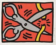 PHILLIPS : NY030012, Keith Haring