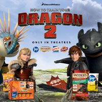 How'd you like to WIN an adventurous NORDIC CRUISE? Spread your wings with Lance and Snyder's of Hanover, and you could also WIN a How To Train Your Dragon DVD!