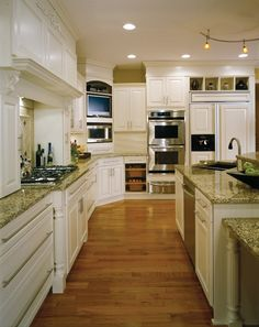 173 best Kitchen Cabinets images on Pinterest | Home kitchens ... Ideas For Kitchen Cabinets Cream E A Html on