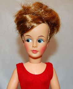 Vintage Ideal Tammy Family MOM MOTHER DOLL in Original swim suit Very Excellent! #Ideal #Dolls