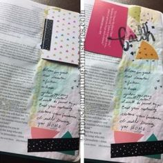 I've made the words on the page come to life in this Bible Journaling entry in the book of Jeremiah. In this entry, I've used Illustrated faith stickers. You can find this kit over at Dayspring for only $15 using our affiliate link. Once they're gone…they're gone!