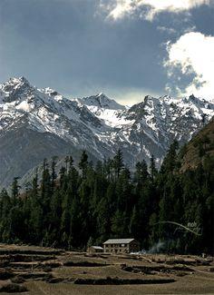 Simikot, Humla, Nepal by Mohan Duwal, via 500px Great travel idea if you like to climb mountains.
