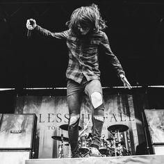 Steven — Beau Bokan / Blessthefall / Warped Tour 2015