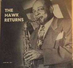 Coleman Hawkins The Hawk Returns Original Savoy Mono Jazz Record Album by RASVINYL on Etsy