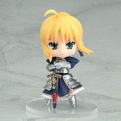 New Nendoroid Petite Fate/stay night Saber Caliburn ver Japan Import #ebay