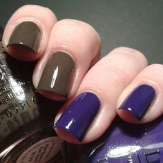 O.P.I ~ How Great is Your Dane? und O.P.I ~ Do you have this Color in Stockholm?  #OPI #HowGreatIsYourDane? #opihowhreatisyourdane #DoYouHaveThisColorInStockholm? #opidoyouhavethiscolorinstockholm #tvdopi