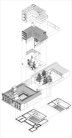 Mención para UMWELT en el Concurso Edificio Anexo Museo Histórico Nacional de Chile