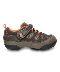Take a look at this Walnut & Espresso Dawson Easy On Sneaker by Crocs on #zulily today!