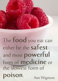 Quotes nice but the raspberries looked so delish! Try mixing with the Arbonne Vanilla Protein Shake in a blender :-)
