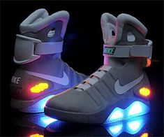 Back To The Future Shoes $7,500.00 somebody want to lend me the money???