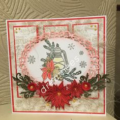 Card Ideas, Christmas Cards, Decorative Plates, Merry, Wreaths, Projects, Inspiration, Home Decor, Christmas E Cards