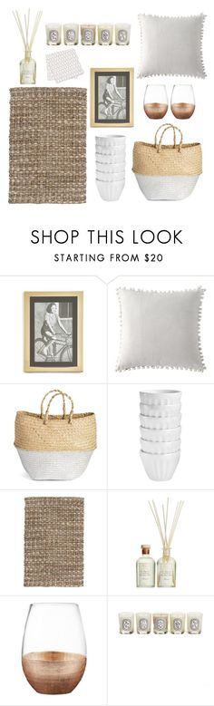 """""""Untitled #82"""" by meganrunionmcr ❤ liked on Polyvore featuring interior, interiors, interior design, home, home decor, interior decorating, Kate Spade, Lala + Bash, Levtex and American Atelier"""