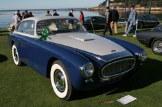 Cunningham C-3 Continental Vignale Coupe (Chassis 5210 - 2007 Pebble Beach Concours d'Elegance)