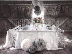 Gästbloggare: Bröllopsmiddag i Bryggmagasinet